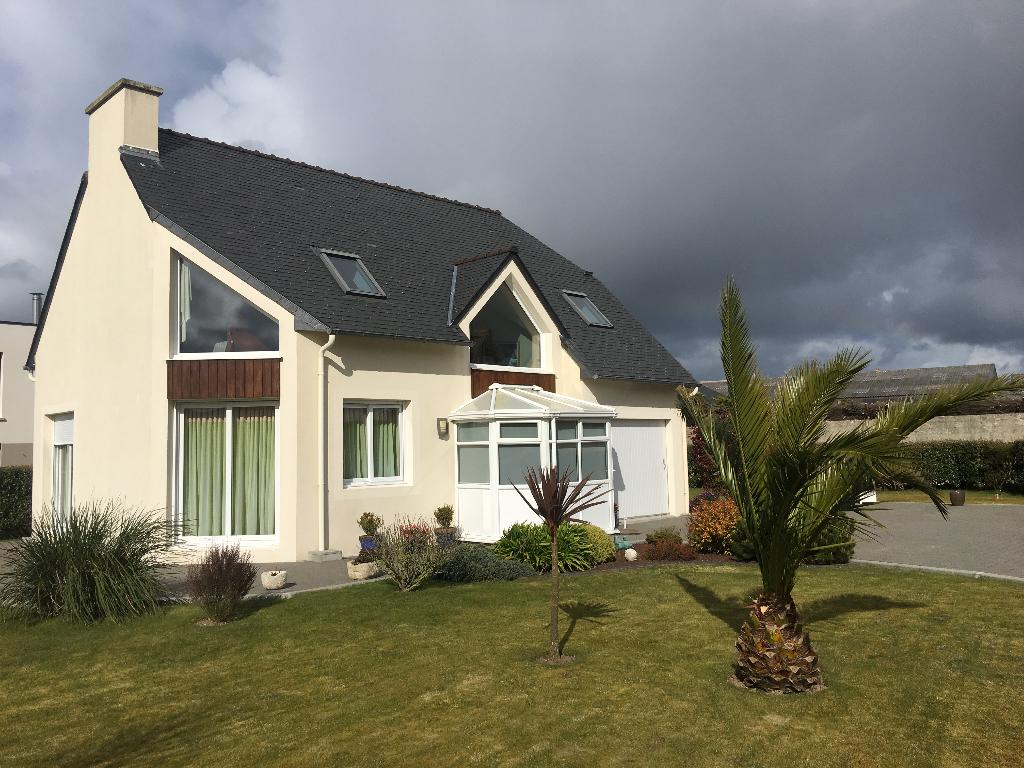 maison a vendre finistere nord bord de mer