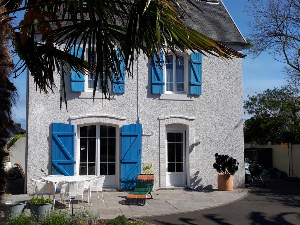 maison à vendre Bretagne bord de mer
