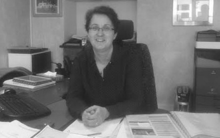 Murielle BERNARD, accueil, secrétaire, location et gestion