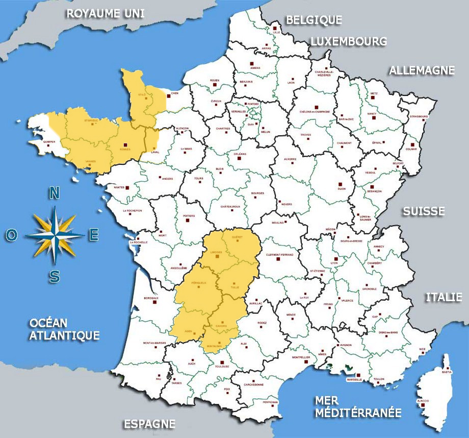 Agence NEWTON en France -2019