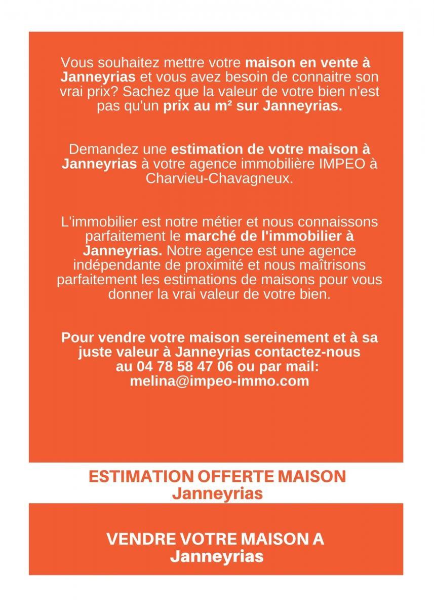 ESTIMATION MAISON JANNEYRIAS, vendre sa maison à JANNEYRIAS,avec IMPEO Immobilier ! Pour estimer gratuitement votre bien surJANNEYRIAS , cliquez ici:Estimation - IMPEO Immobilier (impeo-immo.com)