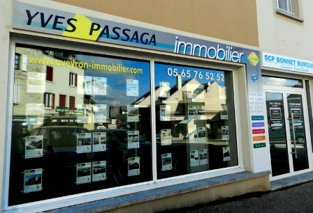 Agence Immobili�re Yves Passage