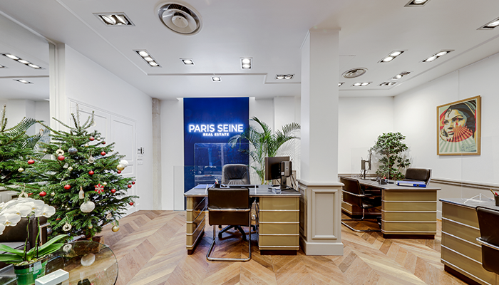 agence Paris Seine Immobilier - Rennes-St Germain