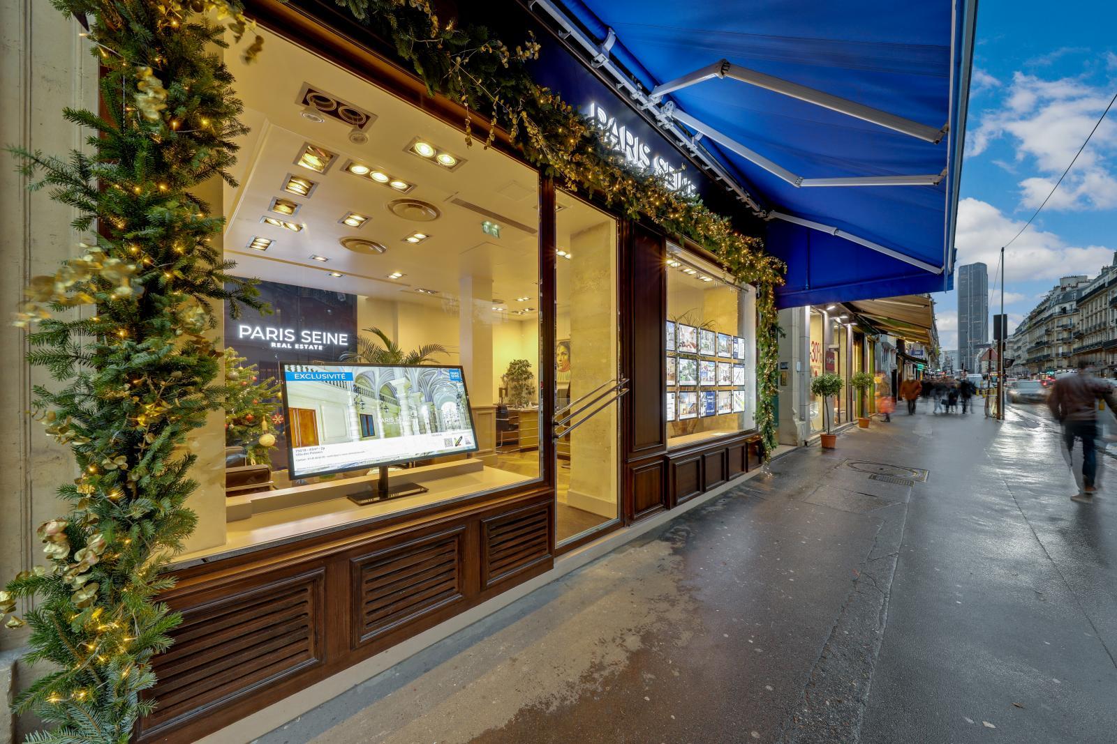 agence Paris Seine Immobilier - Rennes - Saint germain des prés